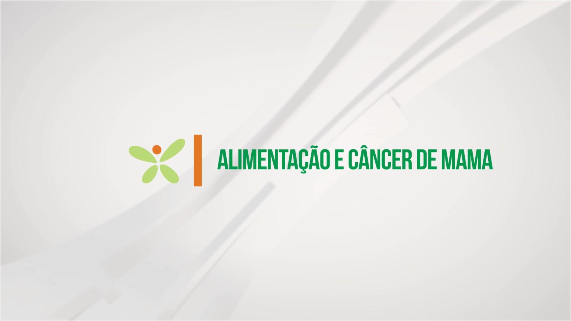Alimentação e câncer de mama